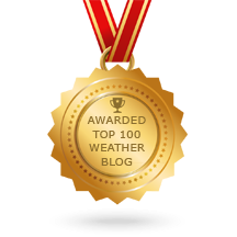 Top 100 Weather Blog